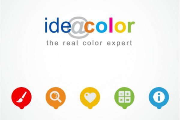 เลือกสีและคํานวณปริมาณสีทาบ้าน แอพพลิเคชั่น TOA ide@color ง่ายแค่ปลายนิ้ว